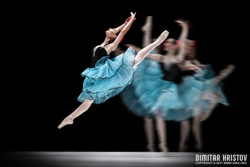 Blue dress dance photography other featured  Photo