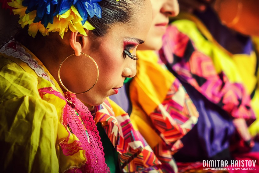 Carnival dancers from Barranquilla   Colombia   Woman portrait photography portraits  Photo