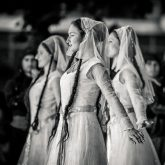 Georgian Dancers – Woman in white