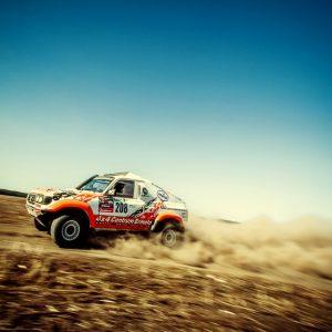 Jeep Offroad Race
