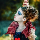 Little princess of hearts – Alice in Wonderland
