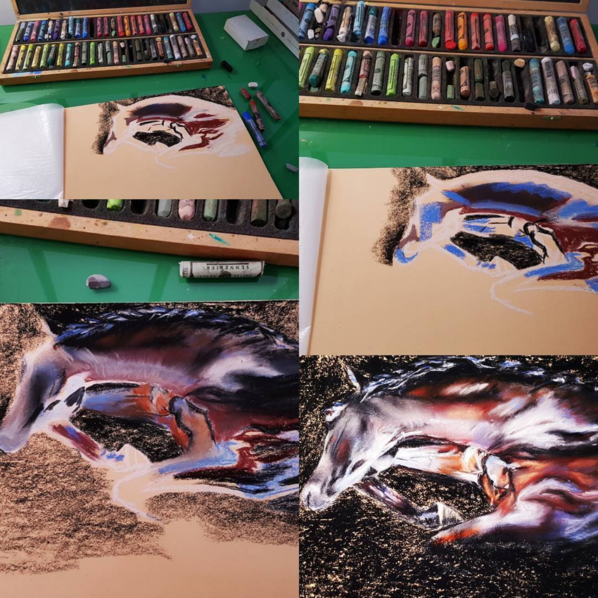 Beautiful FanArt artwork by Ivsvetaiquietart stream from fans  Photo