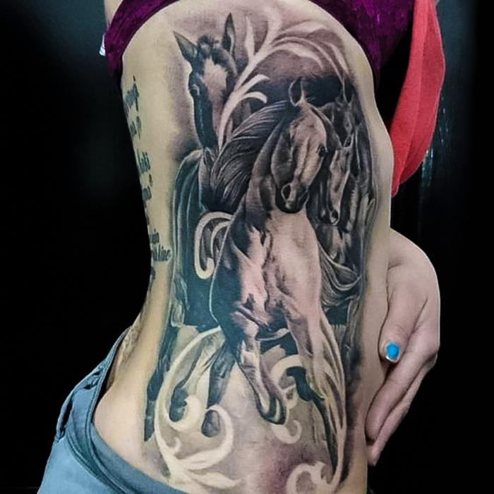 Beautyful Fan Art Tattoo stream from fans  Photo