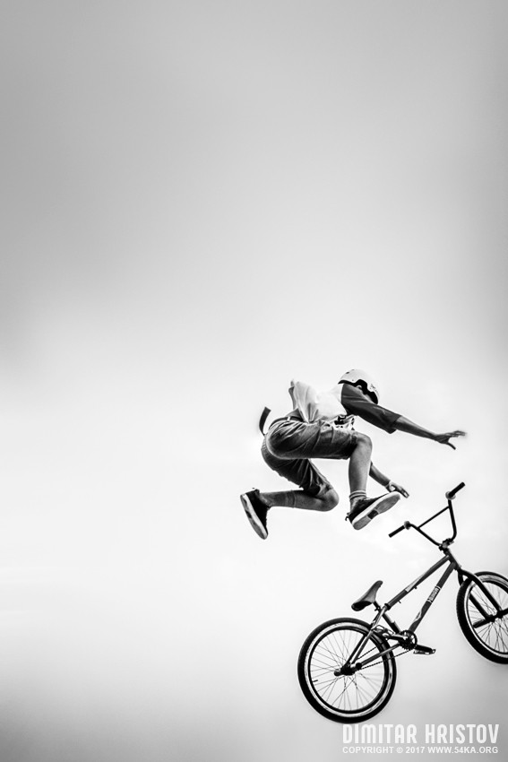 Extreme BMX   Minimalist Black and White photography sport extreme black and white  Photo