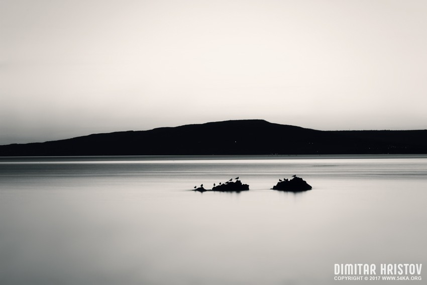 Minimalist black and white landscape photography landscapes top rated featured black and white  Photo