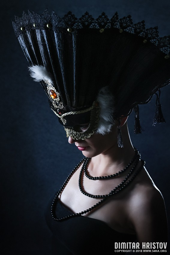 Venice Carnival Mask photography portraits featured fashion  Photo