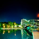 Albena Resort – Night View