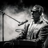 Buzz D'Angelo and Band Akaga – Ray Charles and Prince Tribute