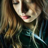 Portrait of a Girl – Close-up Fashion Portrait