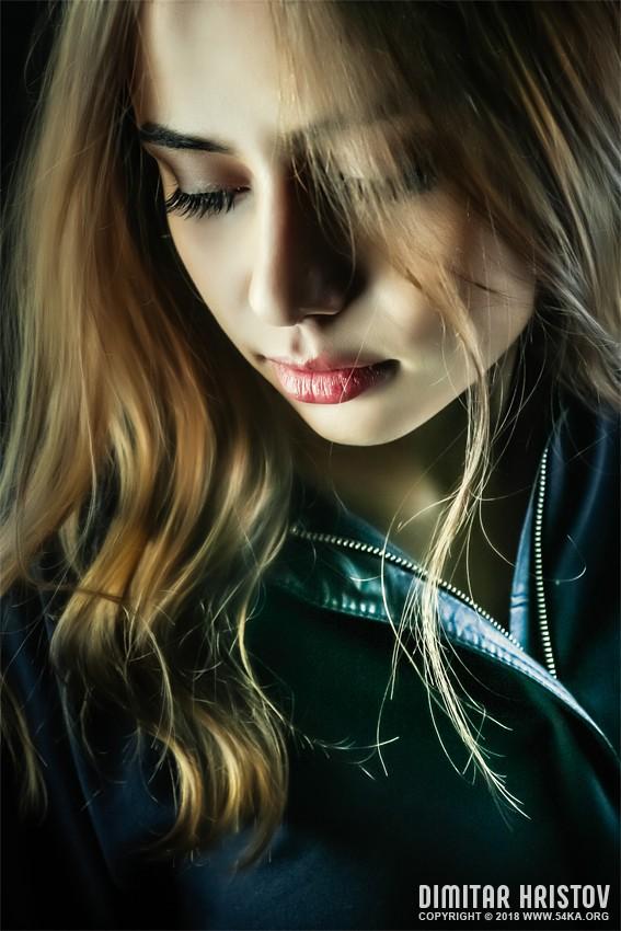 Portrait of a Girl   Close up Fashion Portrait photography portraits featured  Photo