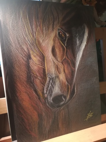 FenArt Painting by Violeta Kuiumdjieva stream from fans  Photo