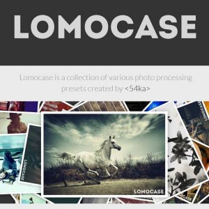 Lomocase it's here