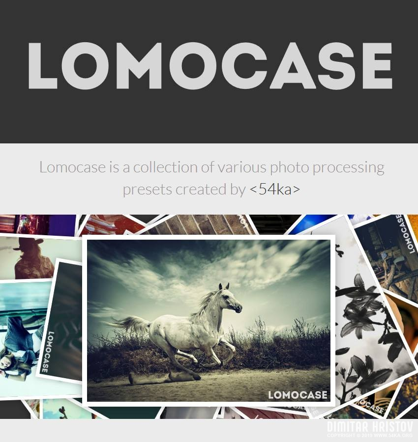 Lomocase its here 54ka news  Photo