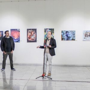 "Exhibition of the Bulgarian Association of Independent Artists and Animators ""Proiko Proikov"" – Opening!"