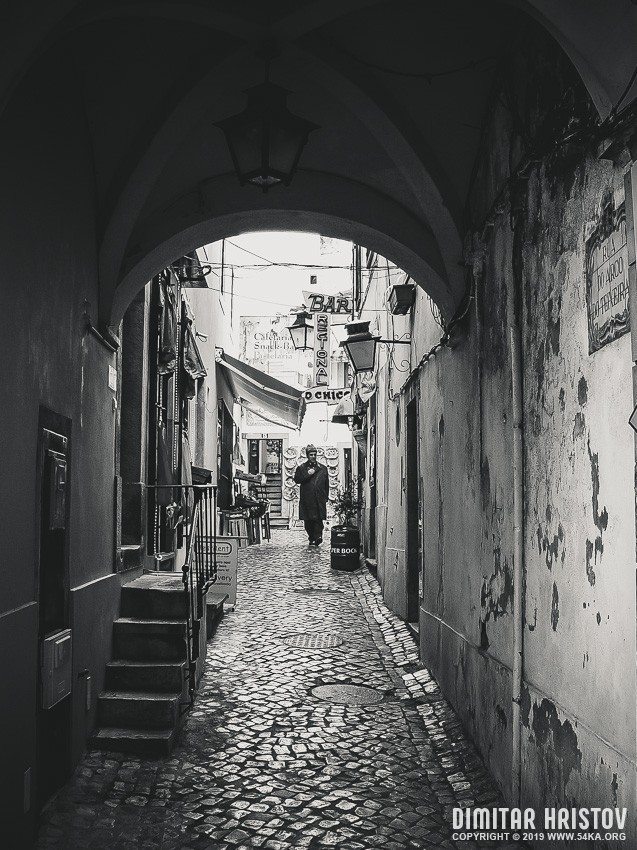 Street photography in black and white photography urban black and white  Photo