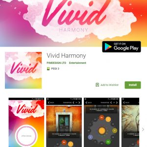 Vivid Harmony – Convert colors to musical tones