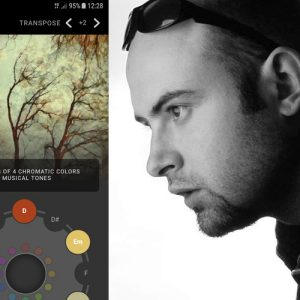 Vivid Harmony by 54ka – The unique app that plays the music of your pictures