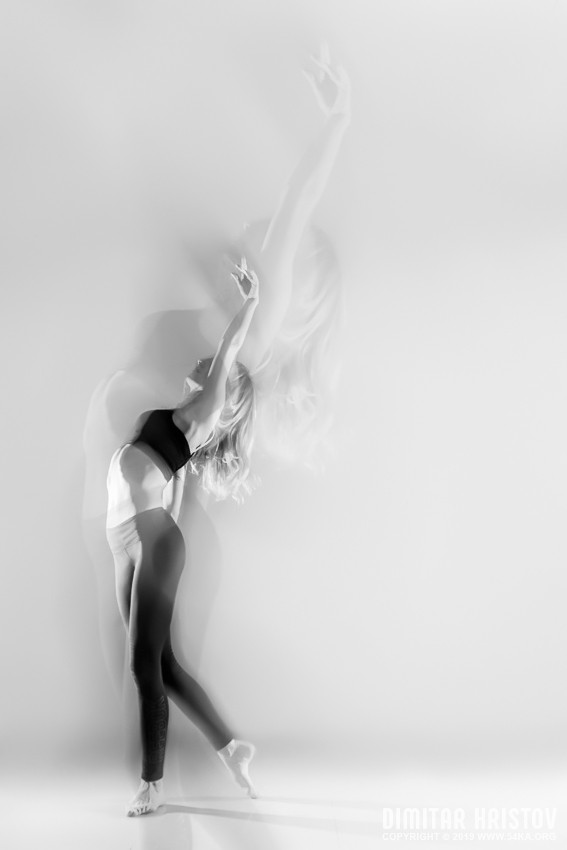 Black and white ballet dancer photography other featured black and white  Photo