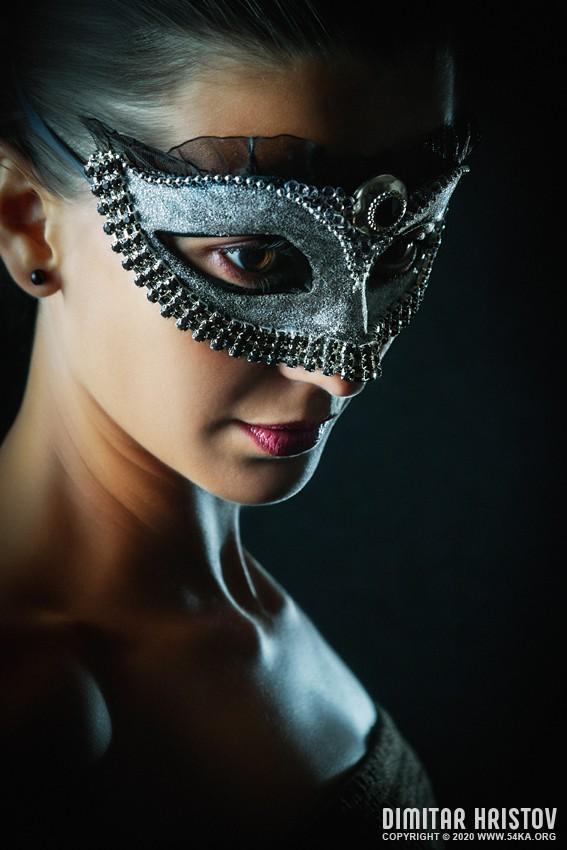 Black stone   Beauty fashion mask photography venetian eye mask featured fashion  Photo