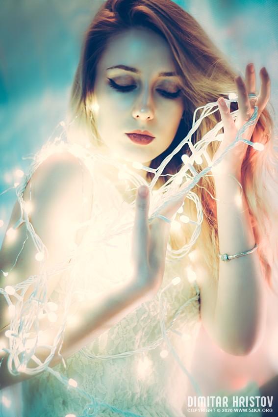 Luminescence fashion portrait photography featured fashion  Photo