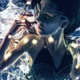Luminance fashion portrait
