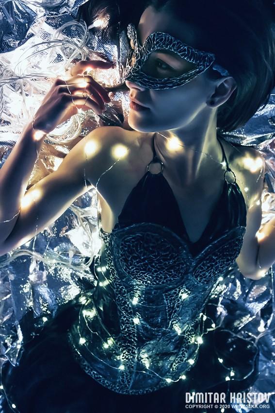 Luminance fashion portrait photography venetian eye mask portraits featured fashion  Photo
