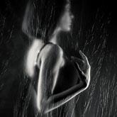 Ballerina – Black and white photo of woman dancer