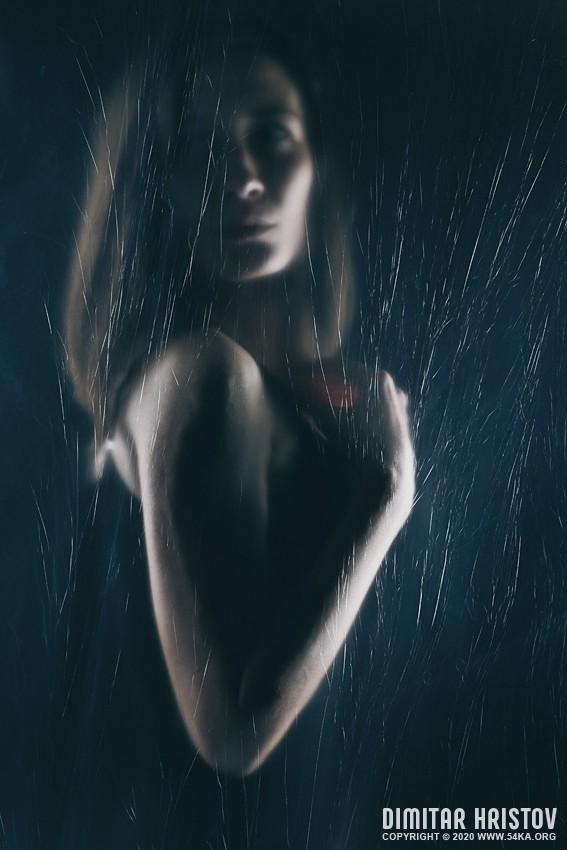 Sad ballerina portrait photography portraits featured  Photo