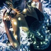 Glamour woman portrait